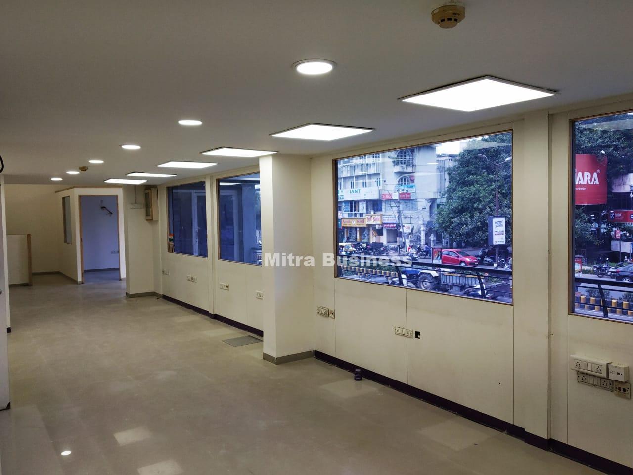 Showroom For Rent In Rajkot Kalawad Road